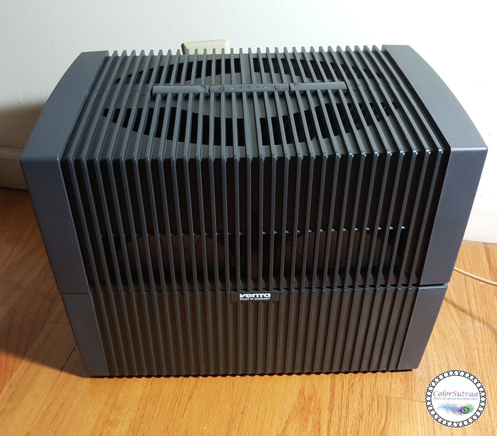 VENTA Airwasher : Review ColorSutraa #B1721A