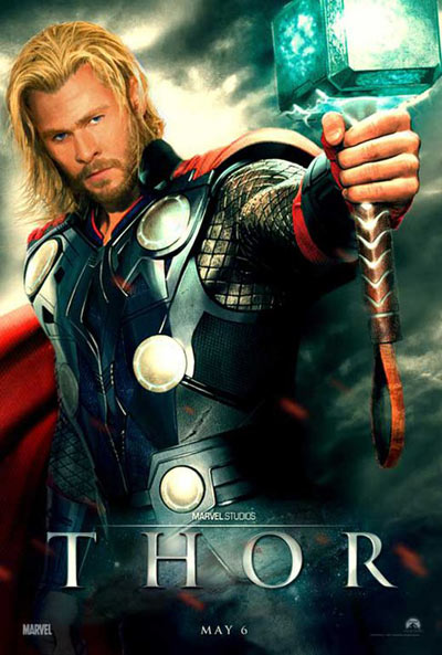 Thor [BRRip] [Castellano] [2011]