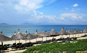 Swim at An Bang beach, Hoi An taking comfort in the knowledge that the ever . (img )