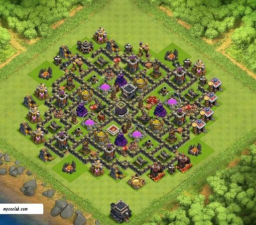 New Layout Th9 Th9 Farm Base Layout