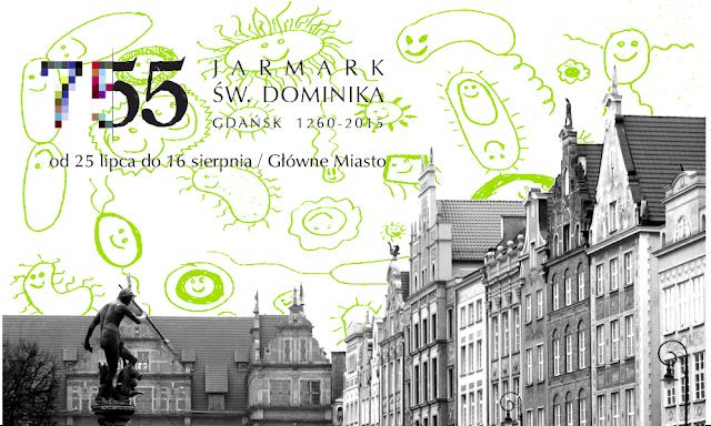 Jarmark Dominikański. Wyrobami handmade i swojską tandetą Gdańsk stoi.