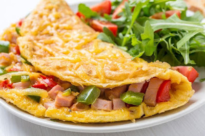 How to prepare a delicious omelet