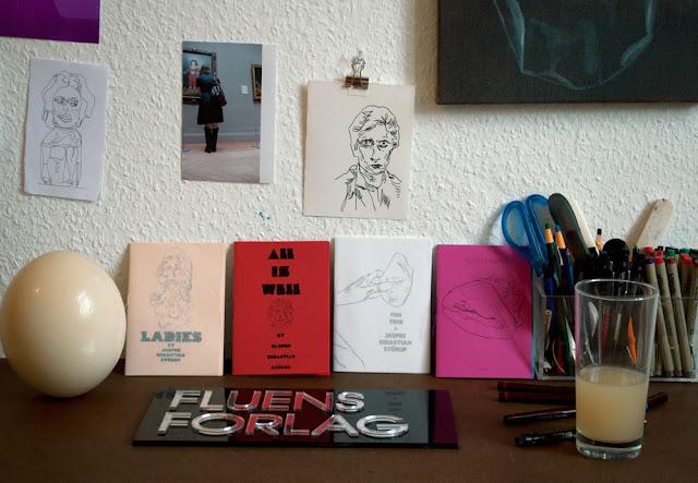 The NY Art Book Fair, Miss Read: The Berlin Art Book Fair
