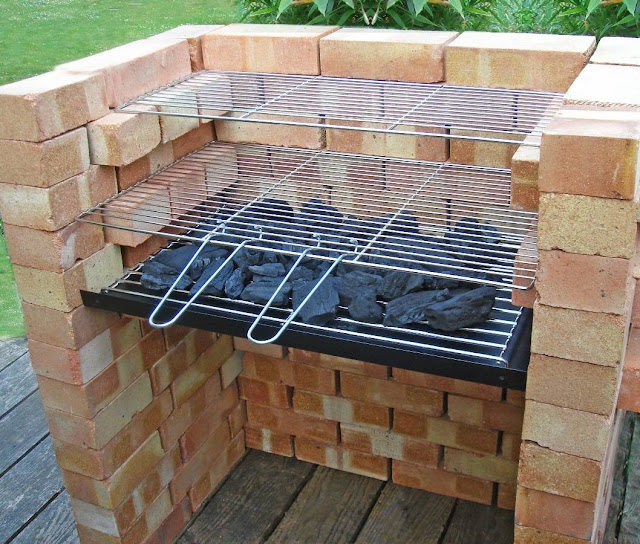 Build A Brick Smoker Plans House Design And Decorating Ideas