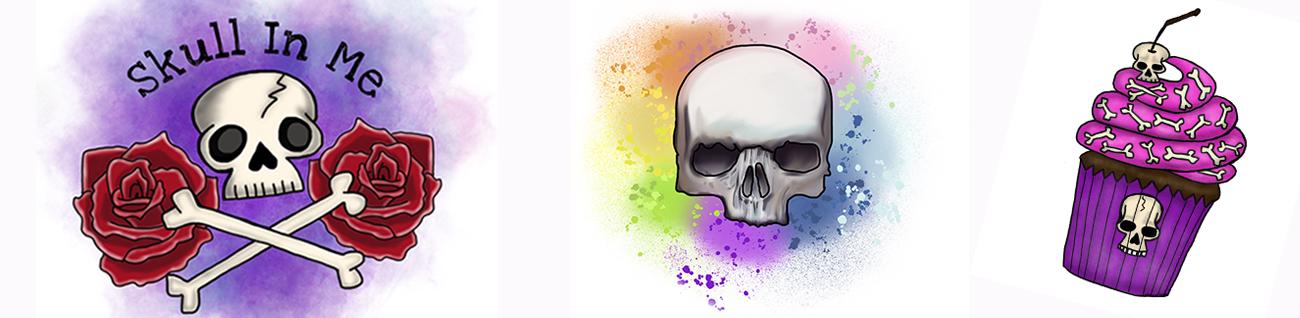 Skull In Me