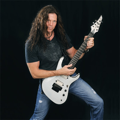 Chris Broderick, mengintip teknik gitar, profile,
