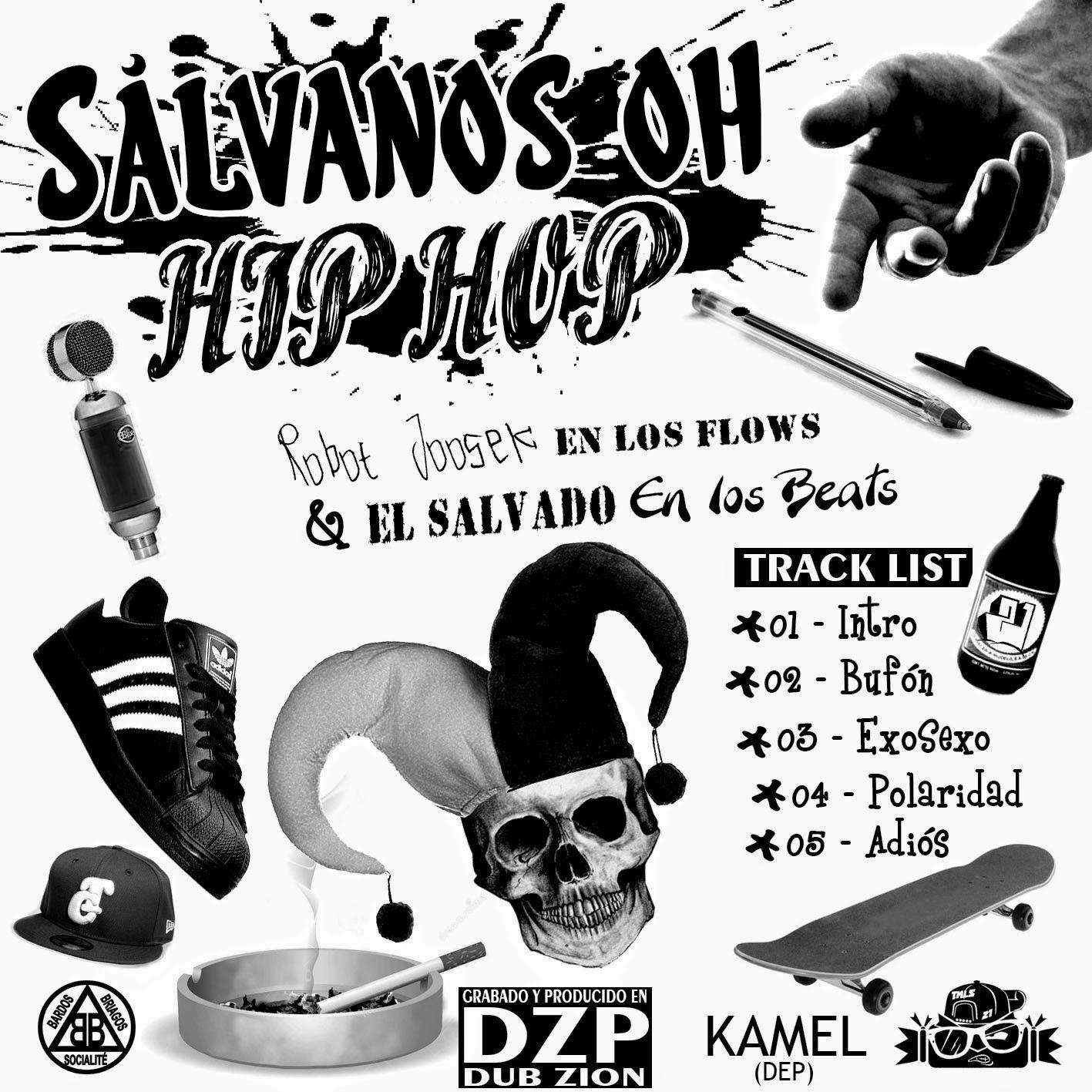 RJSK - SÁLVANOS OH HIP-HOP