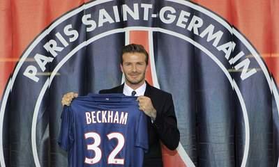 Gaji David Beckham Rp 2,3 Miliar Per Pekan Di PSG