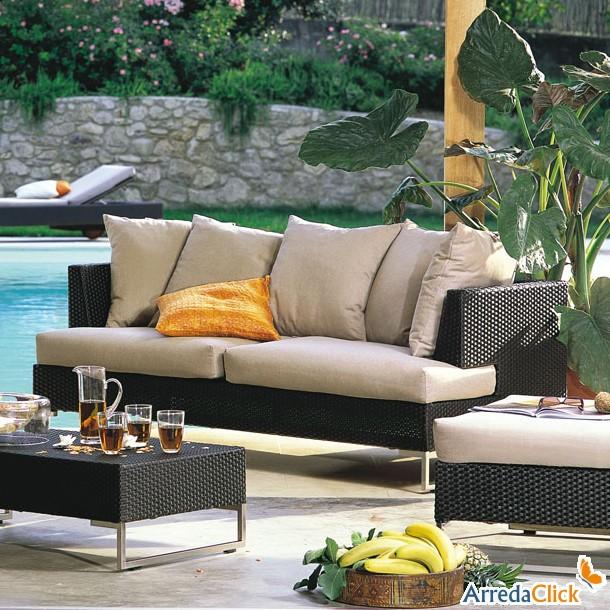 Arredaclick il blog sull 39 arredamento italiano online for Arredo giardino divani