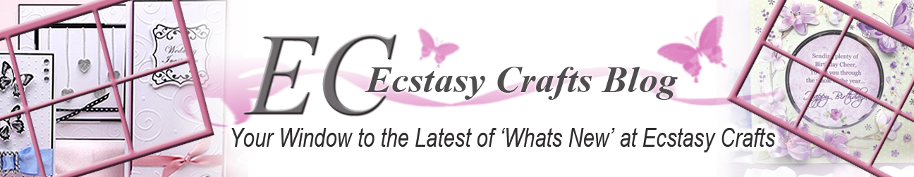 Ecstasy Crafts Blog