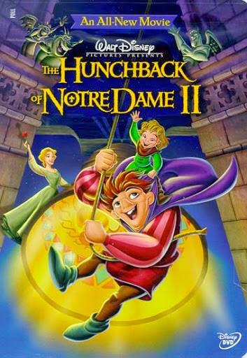 Ver El jorobado de Notre Dame 2 (2002) Online