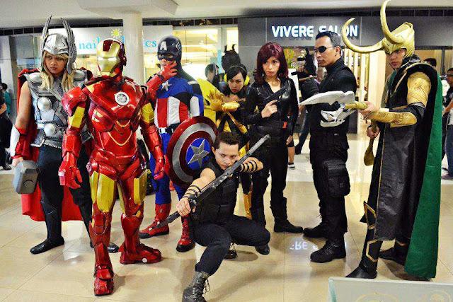 The Avengers por izabelcortez