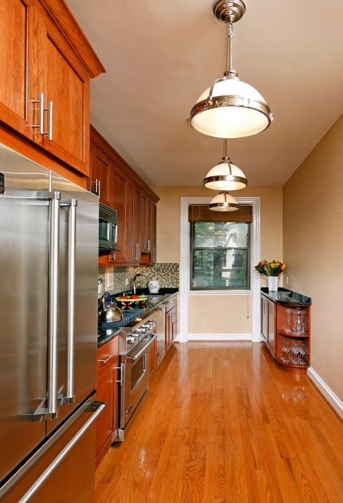 Question: I love to cook, but the galley kitchen in my townhouse