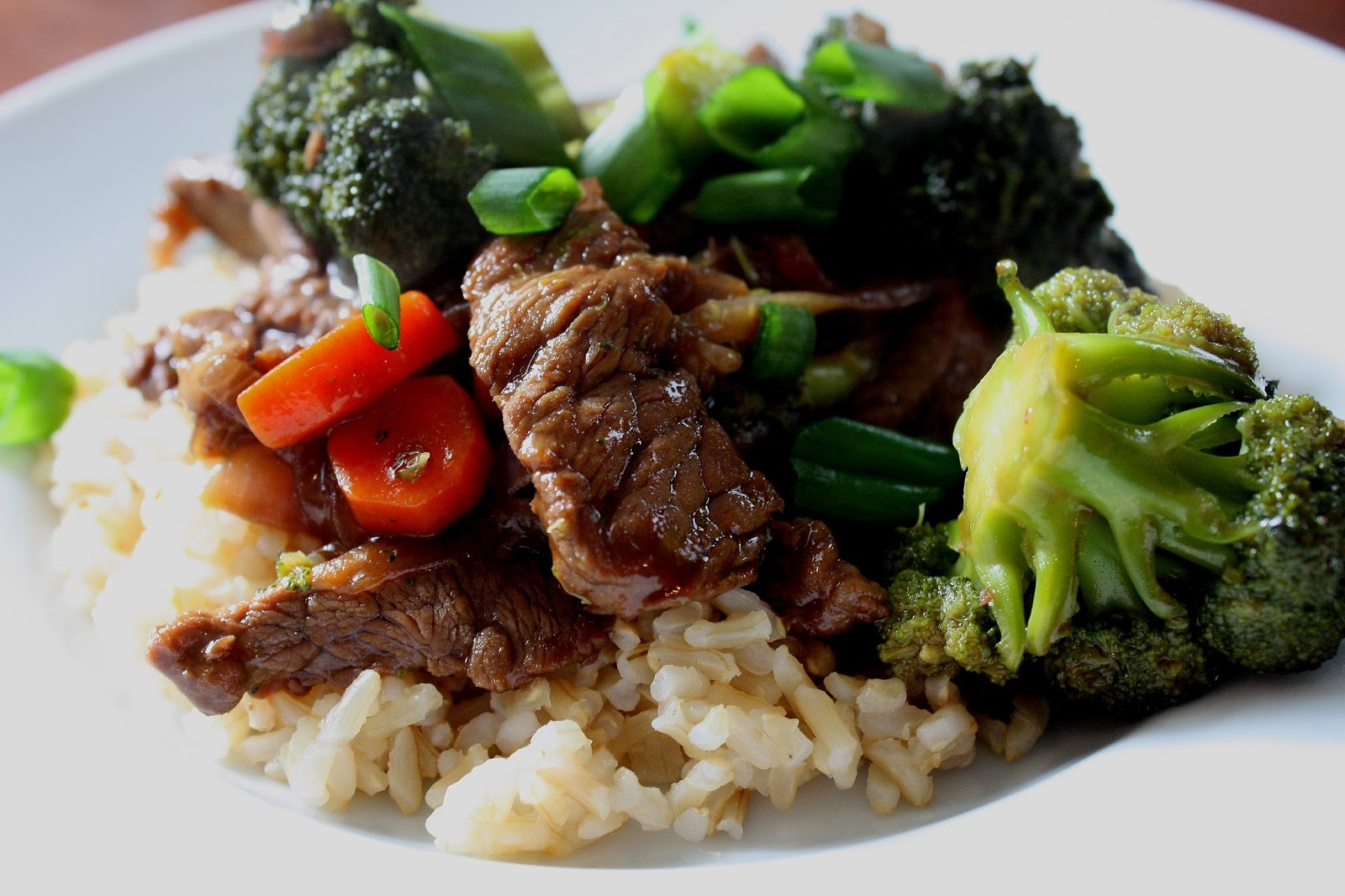 Beef And Broccoli Chinese Food Add beef to pan; cook 1 minute
