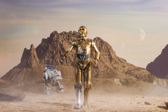 "Sideshow Collectibles - Star Wars - 1/6 Scale - 12"" C-3PO figure"