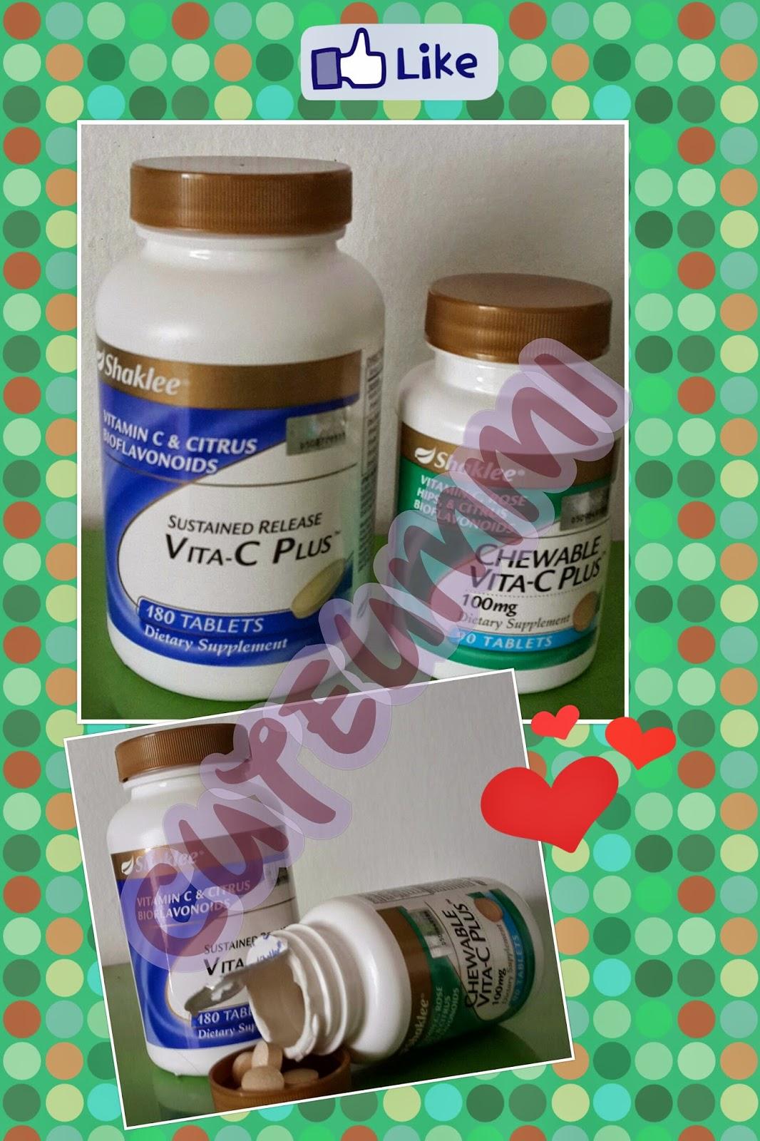 Vitamin C shaklee terbaik
