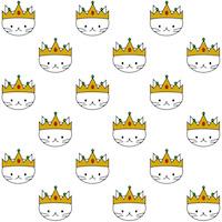 kawaii cat king