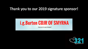Thank you i.g.Burton of Smyrna!