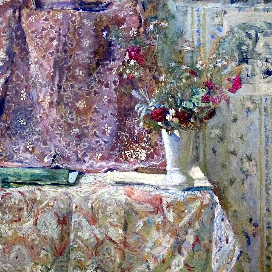 Jean Édouard Vuillard French artist, 18681940 Fleurs 1904