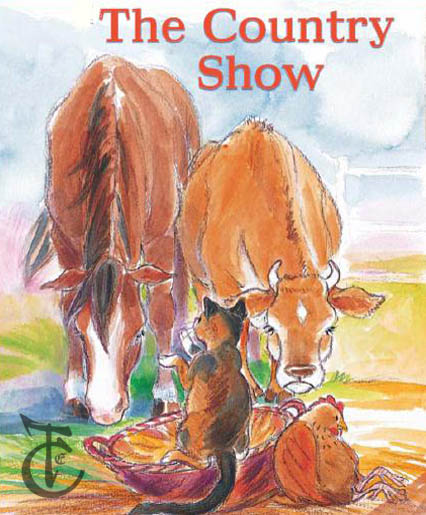 The Country Show COVER