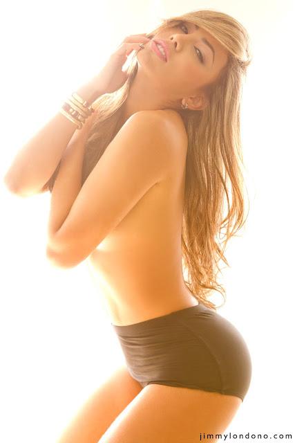 Sandra Castaño Modelo Colombianas
