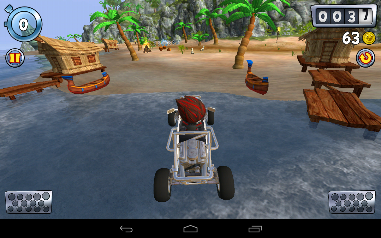 Game For Mobile Car Race