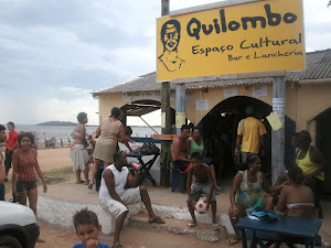 QUILOMBO: ESPAÇO CULTURAL, BAR E LANCHERIA