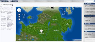 mapa de juego de tronos estilo google maps link