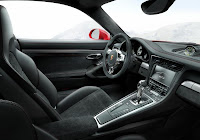 Porsche 911 GT3 (2013) Interior