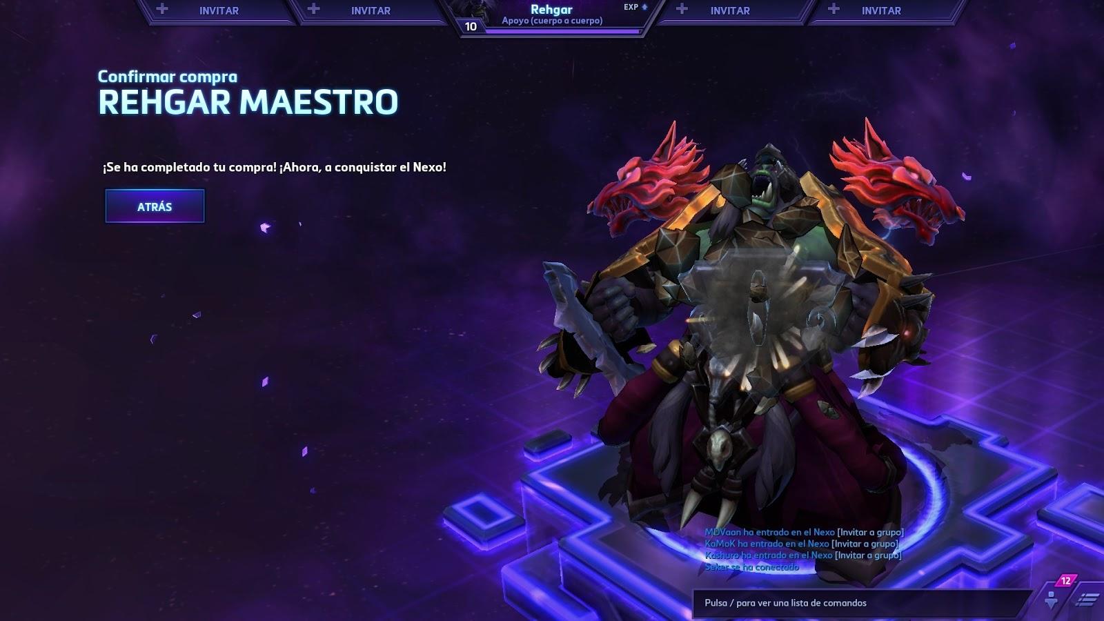 Rehgar Maestro