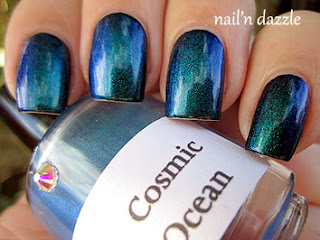 Girly Bits - Cosmic Ocean