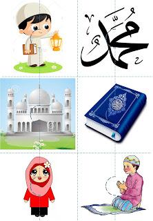 Bahan bantu mengajar islamik percuma