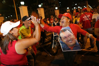 Chavez Wins Third Re-election in Tightest Race Yet