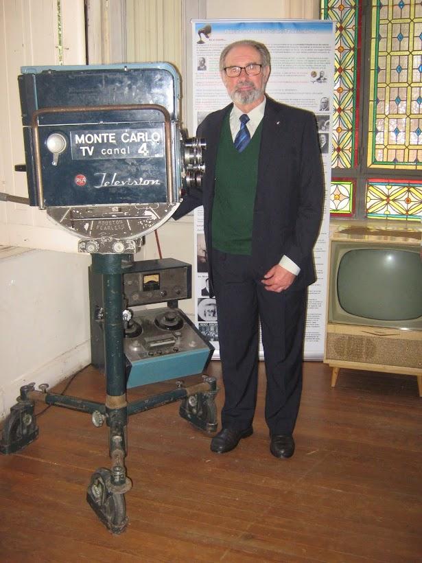 """Reinauguración del Primer Museo Viviente de la Radio y las Comuniocaciones """"Gral. José Artigas"""""""