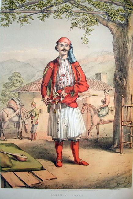 Albanian Guard