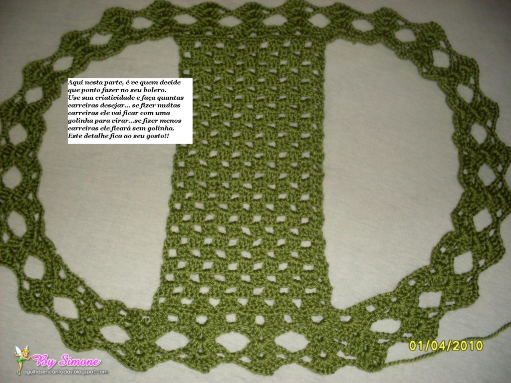 como hacer chalecos a crochet chalecos a crochet - chalequitos ...