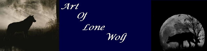 Art of Lone Wolf