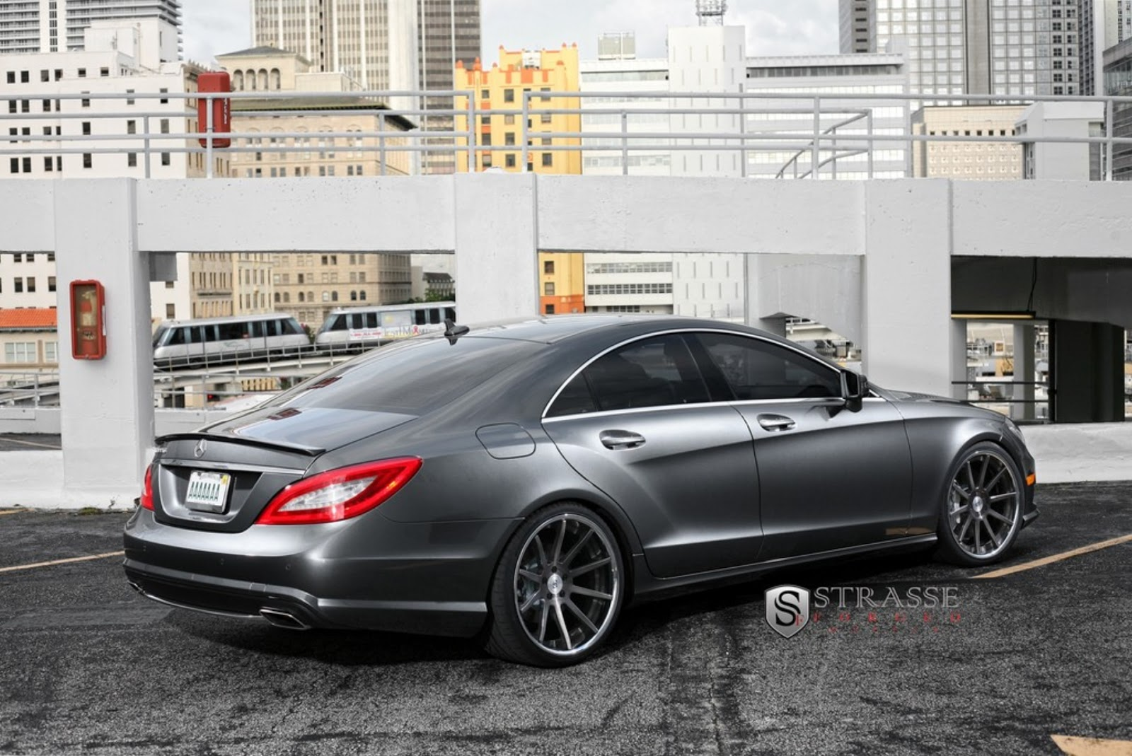 All cars nz 2013 mercedes benz cls550 by strasse forged for 2013 mercedes benz cls550