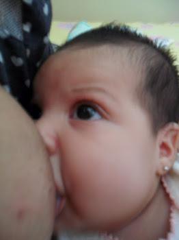 Apóio o aleitamento materno