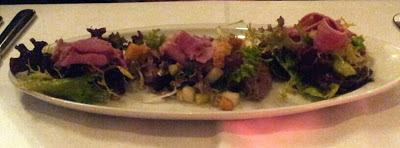 Brasserie Flo restaurant Maastricht rillette of duck