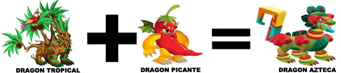 como sacar al dragon azteca en dragon city