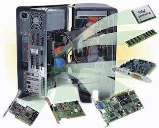 Komponen-Komponen Pada CPU Beserta Fngsinya