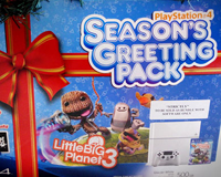 PS4 Season's Greeting Pack