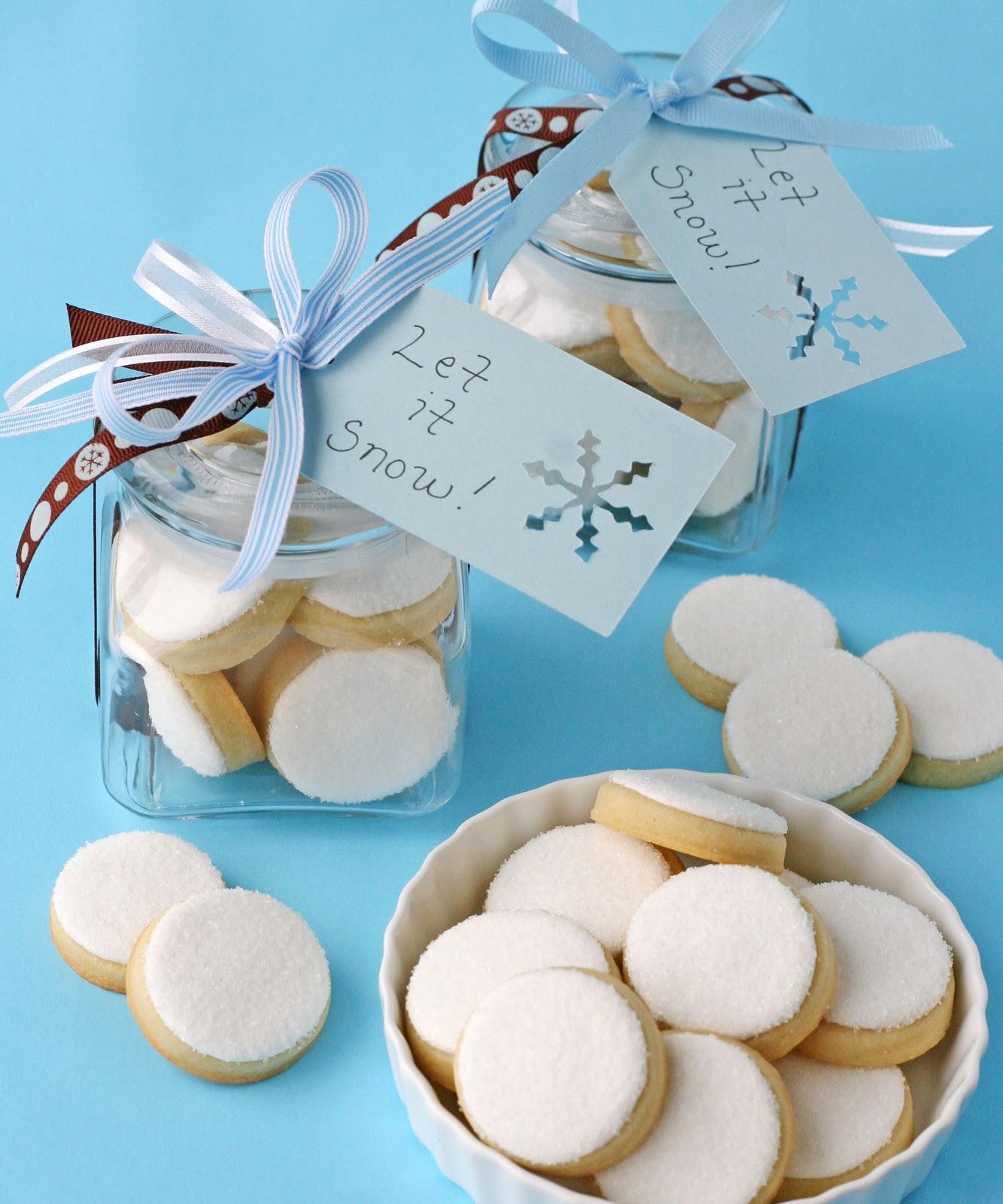 Let It Snow Cookies Glorious Treats