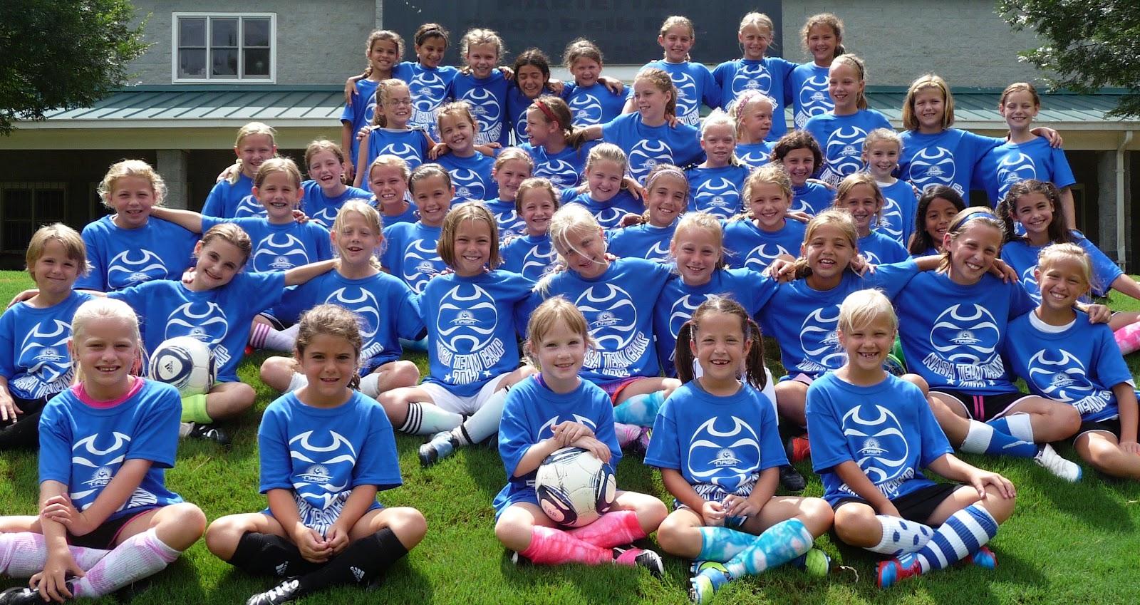 nasa soccer girls -#main