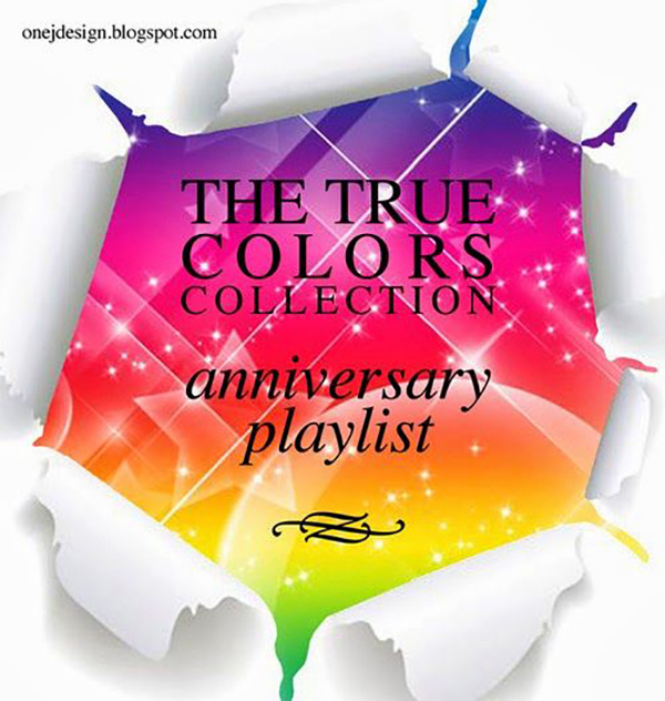 True Colors Collection Spotify Playlist 2014