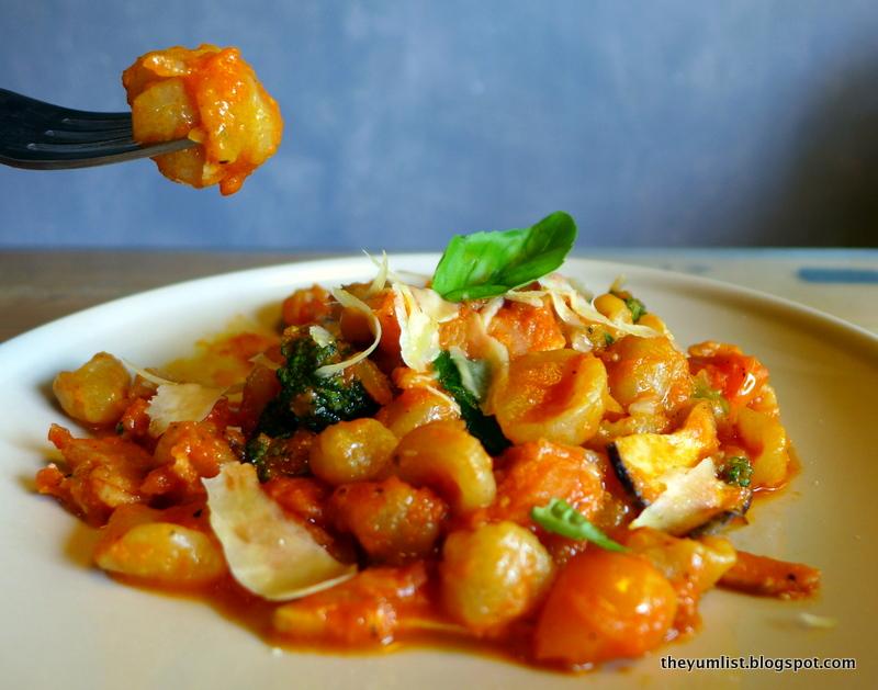 Tomato Orecchiette Pasta