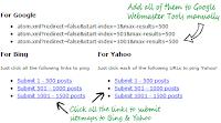 Cara Submit Blog Sitemap Ke Webmaster Tool