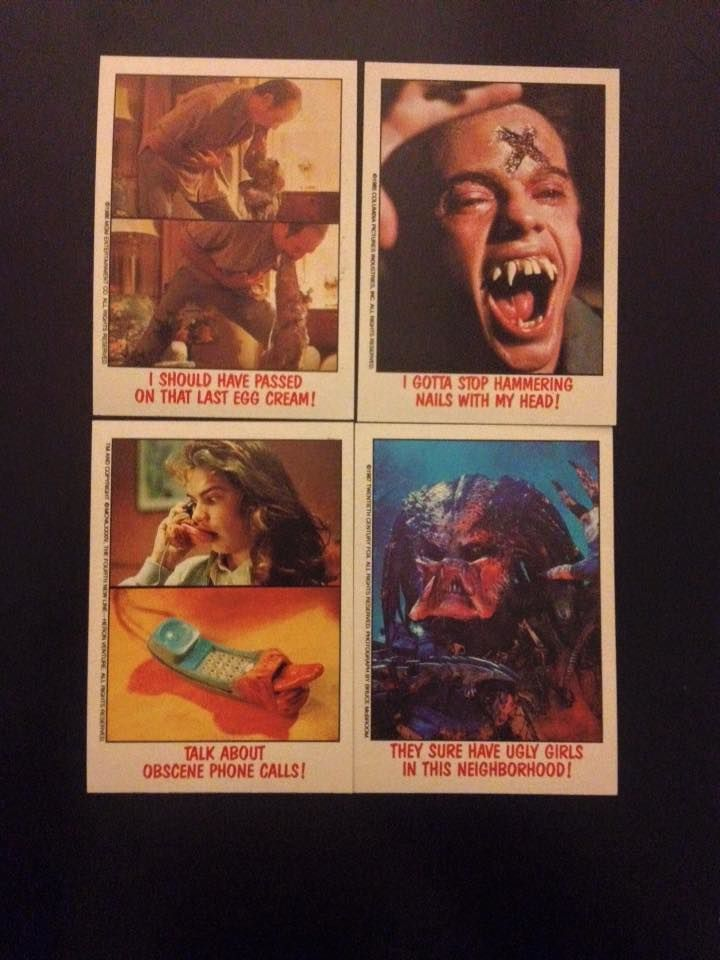 1960-1969 Entertainment Trading Cards