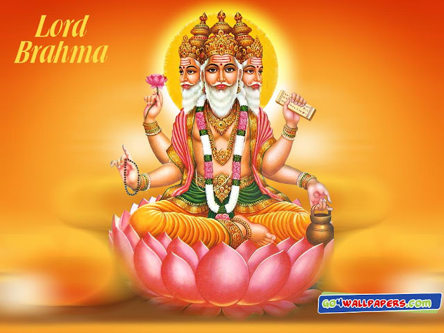 Lord Brahma Still,Photo,Image,Wallpaper,Picture